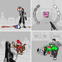 good guys in bad games by facboy