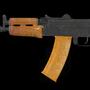 AKS-74u by mayaismybitch