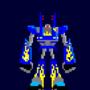 M.E.G.A.S Pixel Art