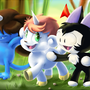 Unico and Friends