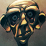 Nightmarish Portrait, Slimy Assistant