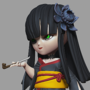 Yotsuyu Final fantasy XlV (Chibi/Doll)