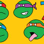 TMNT by FlowingNotes