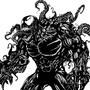 Ultimate Venom Lineart by n00b103