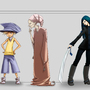 NN Project - Characters part 2 by Sev4