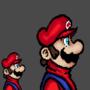 Super Mario by Danigan