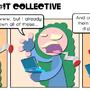 Random S#!t Collective :001 by Gerkinman
