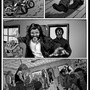 Greyscale Comic by JWDesignCenter