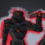 EVIL Knight Warrior by Fearzki