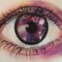 Sketchbook 23: Purple Eye
