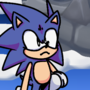 Bro Sonic Look Behind You Man