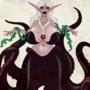 A very tentacled Mermaid