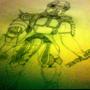 Human Defender by Raziel236