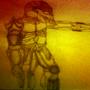 Reptoid Commander by Raziel236
