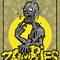 """""""Zombies"""" Drozophile Poster"""