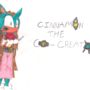 Cinnamon the Co-Creator by sonikoopa
