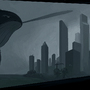 Alien Invasion by J-qb