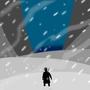 Snow Walk by grimmlock808
