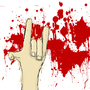 Blood has done by Paket