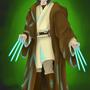 Jedi wolverine by Rennis5