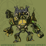 Wrecknoid Science Officer by AmericanRobot