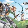 My Naruto Team by Debbyorquidea
