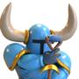 Shovel Kinght custom Amiibo