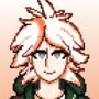 Nagito Komaeda for the Game Boy Advance