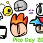 Pico Day 2021 Art (I know I'm not the best, pls don't insult my art)