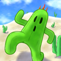Cactuar 2 by Trash-Man-1