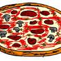 Pizza by LilDwarf