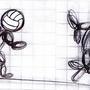 Running balls