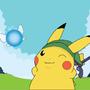 Legend of Pikachu good buddies by sneakyferret