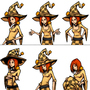 NNproject Chara expressions 01 by Sev4