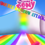 the MlP Double Rainbow Attack by Honkmaster