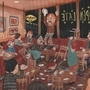 Dummies at Dooper's by jim-ether