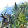 Silver Dragon Knight