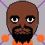 Matt the Mii pixel art