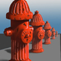 Fire hydrant by DarkSword