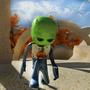 Astro Alien by ghost225