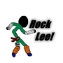 Rock Lee! Stickfigure Style :P by Ronnoc228