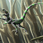 Raptor Forest Guardian by o-eternal-o