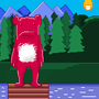 Pixel Bear by Homocidicle