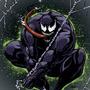 Venom Pinup