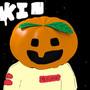 Mr.Pumpkin by Carr77