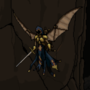 Flying Knight by Xaltotun