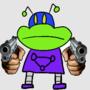 mars dude shoots you