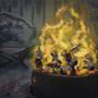 5/8/21: Fireplace