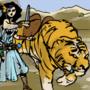Tiger Girl of Mars