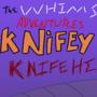 THE WHIMSICAL ADVENTURES OF KNIFEY MC KNIFEHEAD